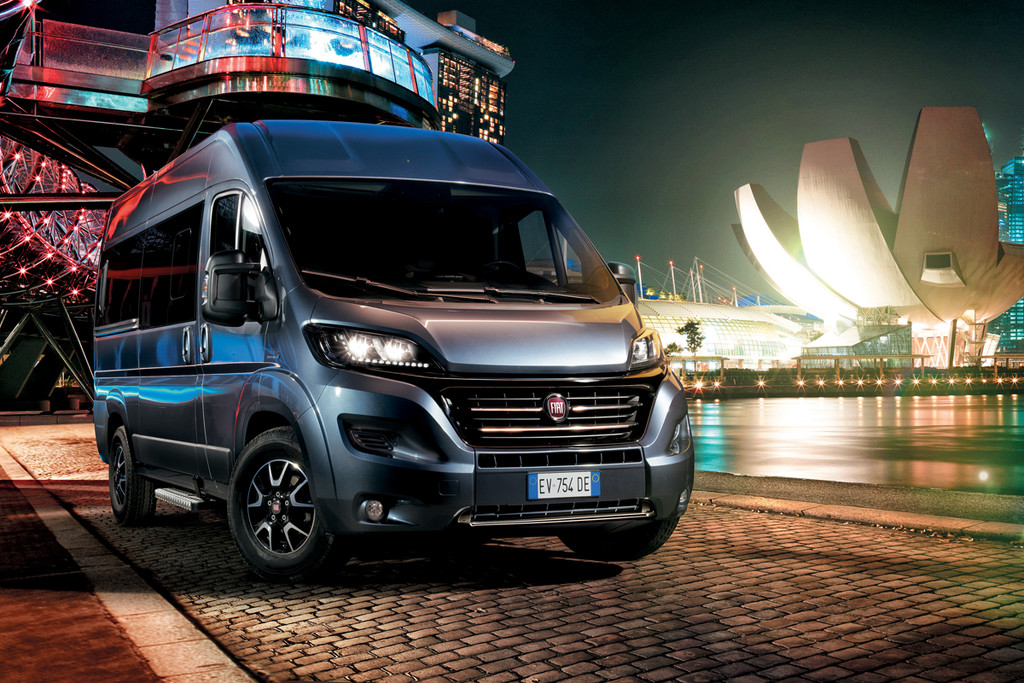 fiat ducato minibus arriveert in 2017. Black Bedroom Furniture Sets. Home Design Ideas