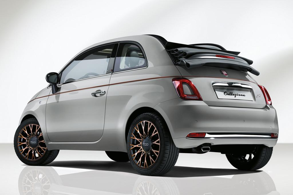 Fiat 500 Collezione Wintercollectie